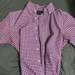 Polo by Ralph Lauren Shirts - Polo button down short sleeve
